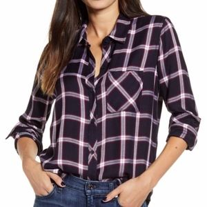Rails Hunter Plaid Shirt NEW